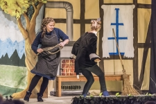Theateraufführung Engelschoff, Die Bremer Stadtmusikanten, Danz und Klönhaus